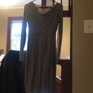 MAX MARA WEEKEND DRESS with BELT
